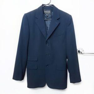 Ralph Lauren Collection Classic Navy Blazer
